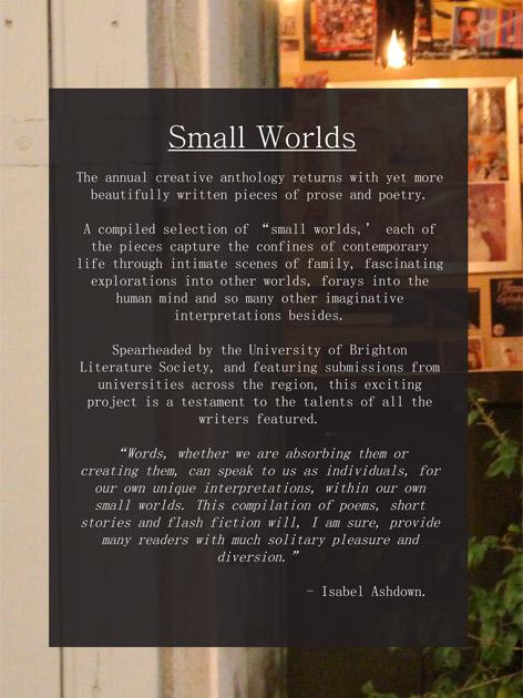 Small Worlds Anthology