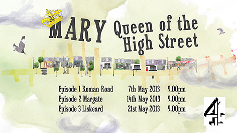 Mary Queen of the High Street features clips from Screen Archive South East
