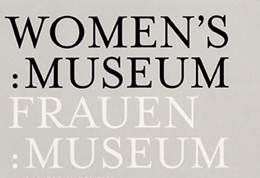 Cover of the book 'Frauen:Museum'