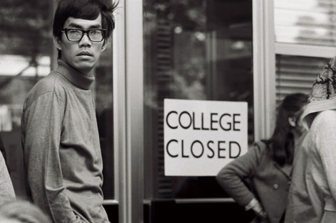 Art College Closed - Brighton 1968