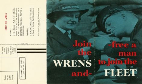 'Join the Wrens'.