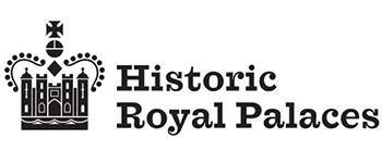 The historic royal palaces are: Tower of London, Hampton Court Palace, Banqueting House, Kensington Palace, Kew Palace, Hillsborough Castle