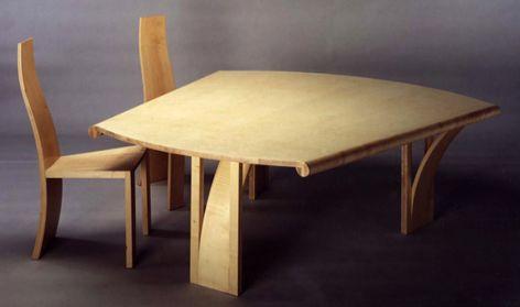 Table for Pearl Dot Ltd, Chris Rose