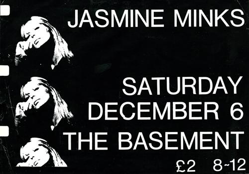 Jasmine Minks poster