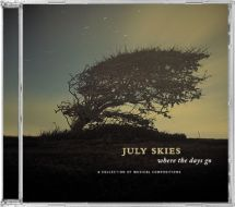 MARTIN ANDERSEN, JULY SKIES, WHERE THE DAYS GO