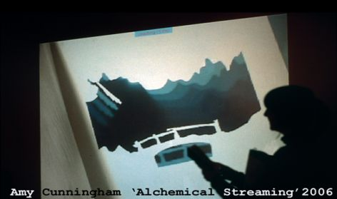 Alchemical Streaming