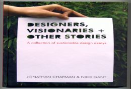 Nick Gant: Designers, Visionaries & Other Stories cover