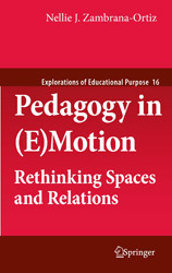 Pedagogy in (E)Motion: Rethinking Spaces and Relations cover