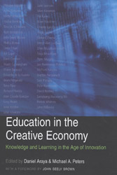 Education in the Creative Economy cover