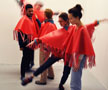 Lisa Turner-Wray: Poncho, University of Brighton Faculty of Arts