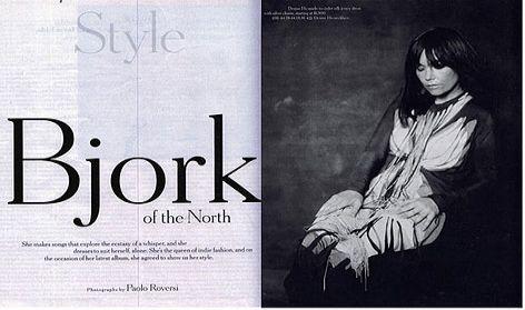 Bjork of the North