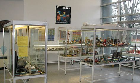Tin Stars exhibition