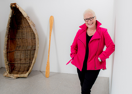 Dr Joan Farrer, Director of Design Research Initiatives and Reader in Design and Materials