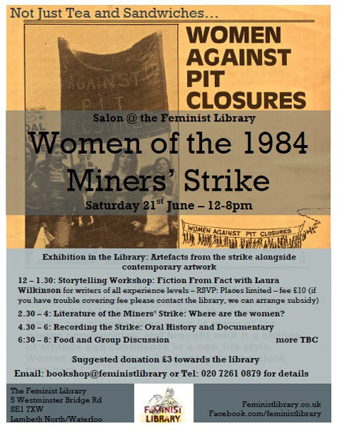 Women of the Miners Strike