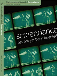 The International Journal of Screendance