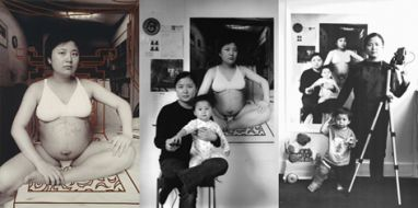 Mother as a Creator, Dr Annie (Hsiao-Ching