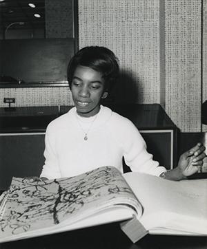 Althea McNish, Design Council Archive, University of Brighton Design Archives