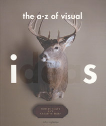 the a - z of visual ideas book cover