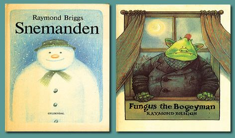 The Snowman and Fungus the Bogeyman