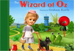 Image of cover of Rawle's The Wizard of Oz