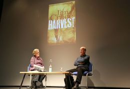 Jim Crace interviewed at the Brighton Big Read
