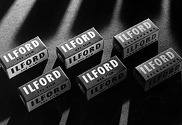 Ilford, University of Brighton Design Archives