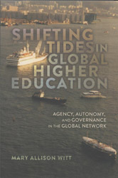 Shifting Tides in Global Higher Education book cover