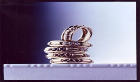 Rings - One One Two Collection - Garrard