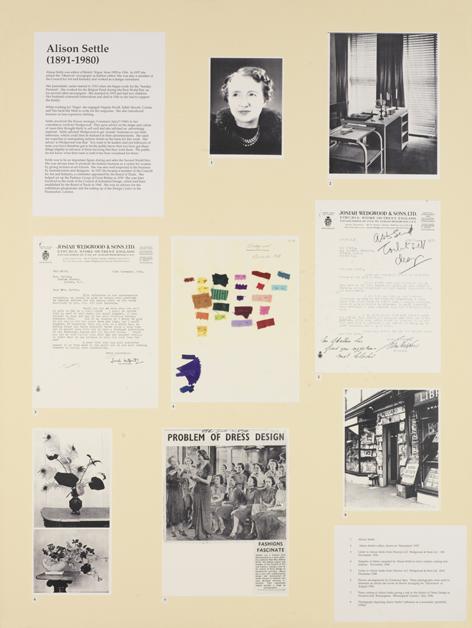 Alison Settle board, Jill Seddon
