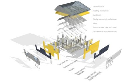 Original architectural eco-design