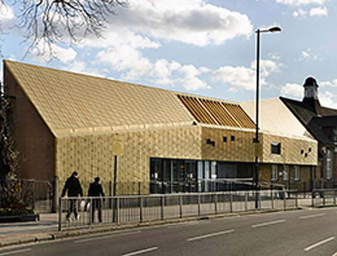 Riba award for architecture course leader news arts for Architecture courbe