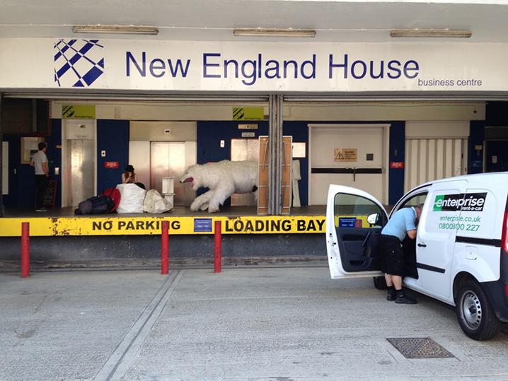 New England House: