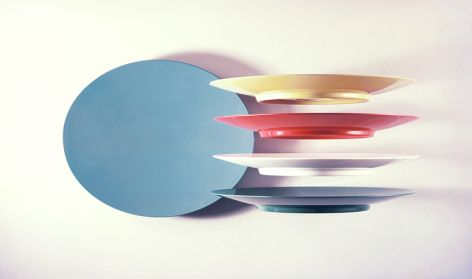 'Fiesta melamime plates'.
