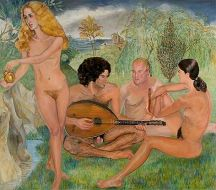 Concert Champêtre, 1976. With kind permission of I-20 Gallery, New York.