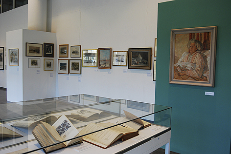 Gallery view: From Art School to University: Art and Design at Brighton 1859-2009