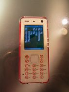 Touch screen smart phone from Fujitsu