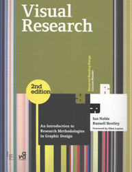 Visual Research: An Introduction to Research Methodologies in Graphic Design cover