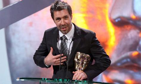 Paddy Considine wins BAFTA