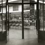 'Grocery department at OY Stockmann AB, designed by W. West' (1949). Catalogue number: DCA-30-1-INT-SH-IL-1. Design Council Archive / University of Brighton Design Archives.