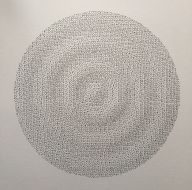 Drawing rotring pen on paper 30x30cm 2015