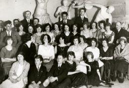 Brighton staff and students