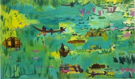 Marshes 1997