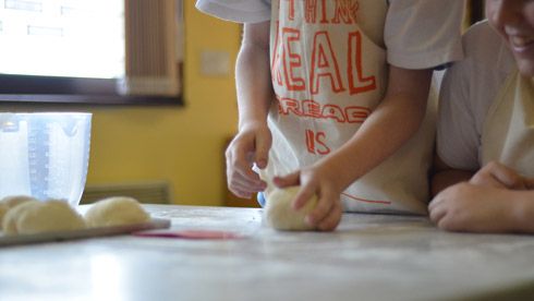 Real bread campaign to combat obesity in young children