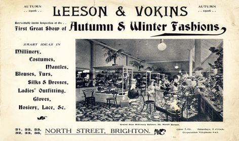 'Autumn and Winter Fashions'