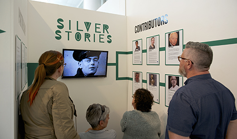 Silver Stories Exhbition