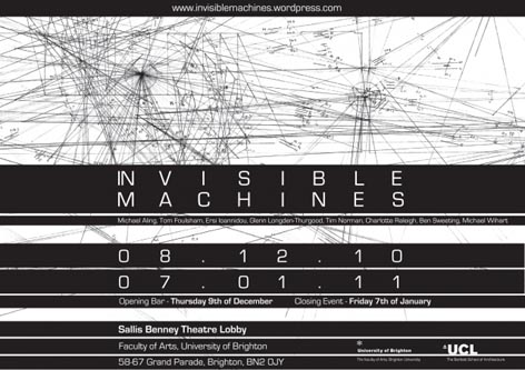 Invisible Machines poster