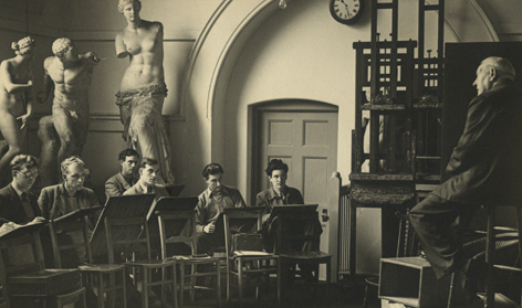 Lecture, Brighton School of Art, Desigh Archives, University of Brighton