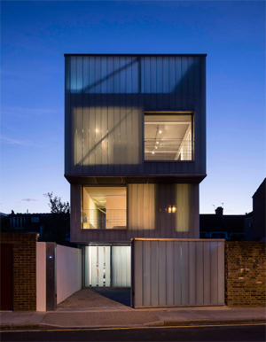 Pure sustainability news arts and culture for Minimalist house brixton