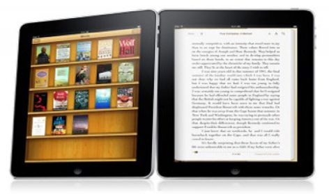 Apple's iBook application