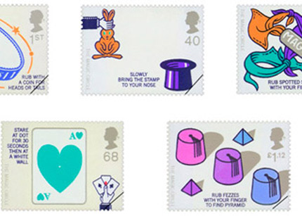 Magic Stamps